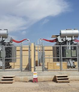 RENOVATION PRIME POWER / ELECTRICAL DISTRIBUTION / FEEDERS AND STEP DOWN TRANSFORMER BUILDING, BALAD AIR BASE - IRAQ