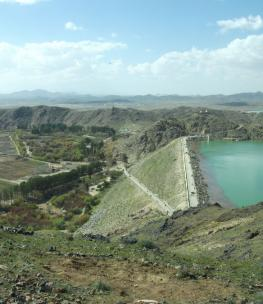 DAHLA DAM IMPROVEMENT PROJECT PHASE 1, DAHLA - AFGHANISTAN
